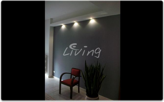 Impianto Illuminazione Led 2w Rutigliano Bari - E Living